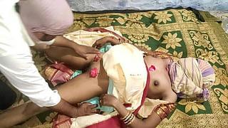 Desi Telugu house wife Romantic sex