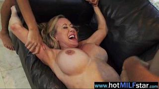 Monster Cock To Ride For Wild Mature Lady (brandi janice) movie-07