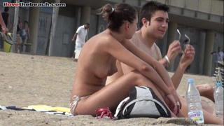 only beach topless 7