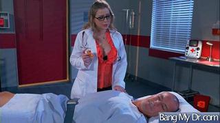 Horny Patient (Sunny Lane) And Doctor In Hard Sex Adventures mov-24