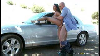 charley chase car sex