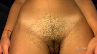 My hairy armpits and hairy pussy