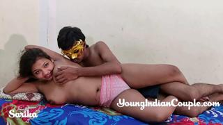 Big Boobs Indian College Girl Sarika Having Sex With Her Step Brother In Hindi