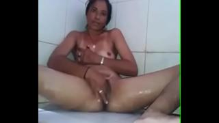 Village Bhabhi Real Masturbation